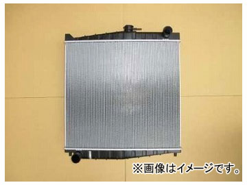 国内優良メーカー ラジエーター 参考純正品番:21400-34Z66 ニッサンUD コンドル MK252 FE6F/FU6 MT