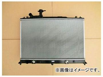 国内優良メーカー ラジエーター 参考純正品番:L33E-15-200D マツダ MPV LY3P L3VDT AT 2005年12月~2016年03月