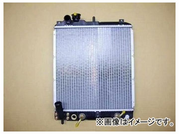 国内優良メーカー ラジエーター 参考純正品番:MR906803 ミツビシ ミニカトッポ