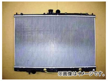 国内優良メーカー ラジエーター 参考純正品番:MR968696 ミツビシ エアトレック CU2W 4G63 AT 2002年05月~2005年09月