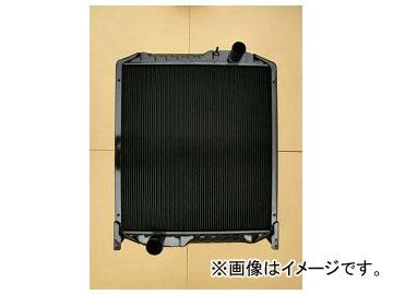 国内優良メーカー リビルトラジエーター 参考純正品番:S160-814240 ヒノ ドルフィン