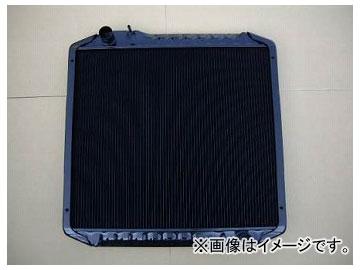 国内優良メーカー リビルトラジエーター 参考純正品番:S160-815260 ヒノ ドルフィン
