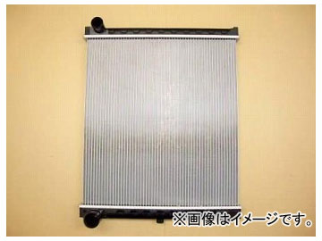 国内優良メーカー ラジエーター 参考純正品番:YJ01-15-200D マツダ タイタン