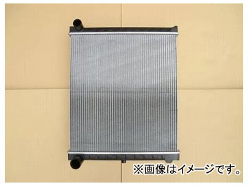 国内優良メーカー ラジエーター 参考純正品番:YJ10-15-200C マツダ タイタン