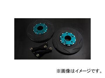 プロジェクトミュー S2000 BIG ROTOR KIT ブレーキローター BRK-F33025-AP フロント ホンダ S2000 AP1/AP2