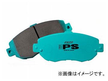 プロジェクトミュー TYPE PS ブレーキパッド フロント スズキ イグニス FF21S 1300cc 2016年02月~