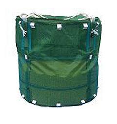 田中産業 簡易堆肥器 タヒロン 500kg 自立型(畜産用)
