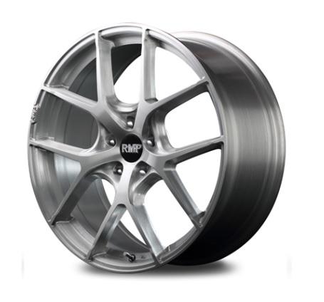MID RMP 025F ホイール 3Dブラッシュド 18インチ×8J +42 5H114 国産車 入数:1台分(4本)