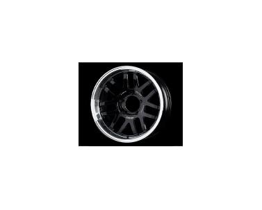 スペシャルオファ レイズ ホイール A・LAP-07X ホイール ブラック/リムDC(BD) 18インチ×9J+0 A・LAP-07X 6H139 6H139 入数:1台分(4本), マルエツ:13e0e81b --- mibanderarestaurantnj.com