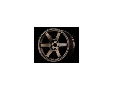【超特価SALE開催!】 レイズ VOLK Racing TE37 SAGA TE37 ホイール Racing ブロンズ(BR)アルマイト 18インチ×8.5J+45 VOLK 5H100 国産車 入数:1台分(4本), 絵画販売アートレスト:fe566259 --- tedlance.com