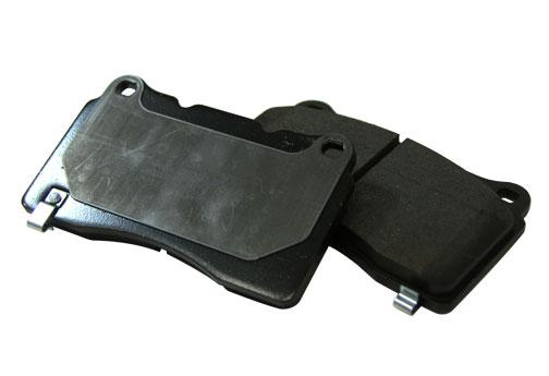 ブレンボ ブラックパッド ブレーキパッド フロント ダイハツ ミライース:オートパーツエージェンシー2号店