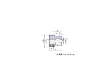 ナチ/NACHI 不二越 WAVY MILL NWEX3000F/R , WAVY MILL NWEXF3000R NEW ホルダ 標準タイプ 100mm NWEX3100R