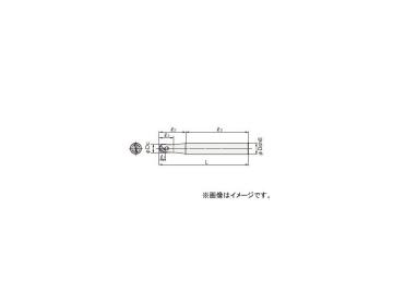 ナチ/NACHI 不二越 X'sミル ウェイビーボールWBMF型 ホルダ 20mm XSWBMF1200L