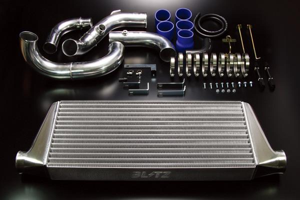 送料無料 与え ブリッツ BLITZ インタークーラーSE TYPE JS 好評受付中 2000年10月~ 1JZ-GTE JZX110 マークII トヨタ