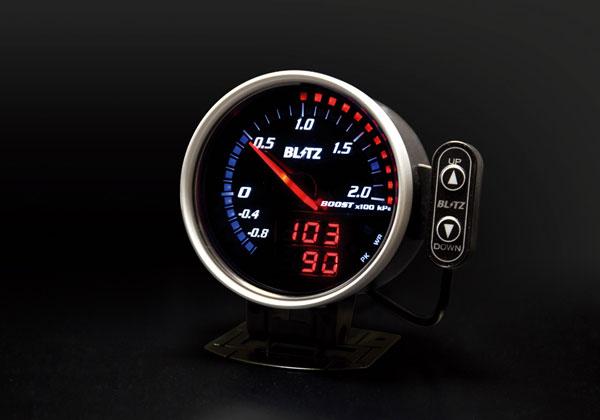 送料無料! ブリッツ/BLITZ FLDメーター BOOST ブーストセンサー無 BMW M5 ABA-FV44M S63B44B F10 4395cc 2011年07月~