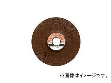 レヂトン/RESITON 削郎~けずろう~ 150赤 金属用オフセット砥石 サイズ:150×6×22 入数:60