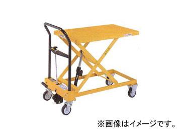 をくだ屋技研/O.P.K 手動式リフトテーブルキャデ 早揚り装置なし LT-H250-8S