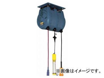 saga/嵯峨電機 スーパーリール/SUPER REEL 3連コンボリール CBG-TL3 カラー:グレー