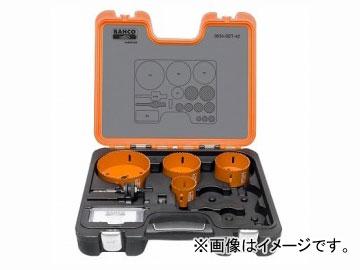 バーコ/BAHCO バイメタルホルソーセット 3834-SET-42