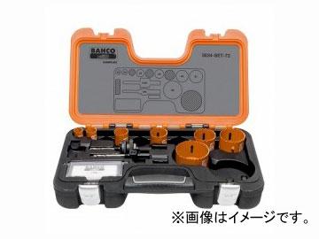 バーコ/BAHCO バイメタルホルソーセット 3834-SET-72