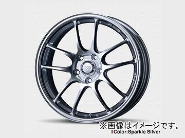 エンケイ/ENKEI ホイール PerformanceLine PF01 国産車用 17インチ サイズ:7J INSET: H-P.C.D.:5-114.3 穴径:φ75 カラー:Sparkle Silver