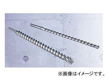 ミヤナガ/MIYANAGA デルタゴンビット SDS-プラス (ロングサイズ) DLSDS12015 刃先径12mm