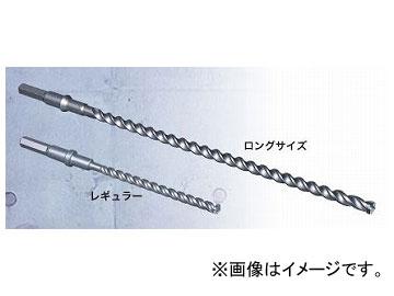 ミヤナガ/MIYANAGA デルタゴンビット 六角軸 樹脂系アンカー用 DLHEXB30042 刃先径30mm