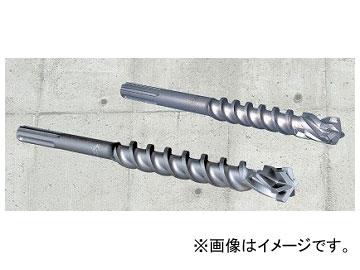 ミヤナガ/MIYANAGA デルタゴンビットSDS-max ロングサイズ DLMAX32057 刃先径32mm