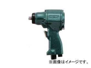 NPK/日本ニューマチック工業 インパクトレンチ ワンハンマタイプ 9.5mm(3/8)Sq NW-800
