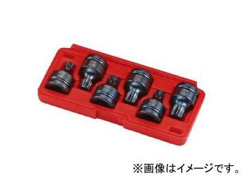 JTC 19mmインパクト用スター&スプラインソケットセット JTCJ606T