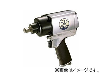 """エス.ピー.エアー/SP AIR インパクトレンチ 12.7mm角(1/2"""") SP-1140EX"""