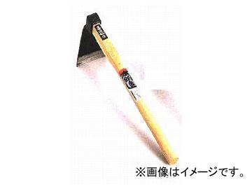 鬼印/浅野木工所 風/KAZE (白柄)手打バチ鍬 06010