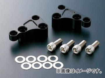 2輪 アクティブ キャリパーサポート フロント 大径ローター対応/brembo 40mmピッチ/ブラック 1477005B JAN:4538792315409 カワサキ ZZR400 1990年~1992年