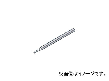 三菱マテリアル/MITSUBISHI 2枚刃CBNロングネックラジアスエンドミル CBN2XLRBD0150R030N05
