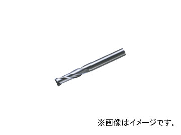 三菱マテリアル/MITSUBISHI 2枚刃超硬エンドミル(J) C2JSD2200