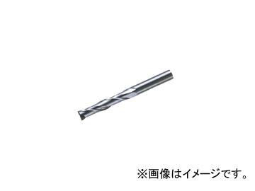 三菱マテリアル/MITSUBISHI 2枚刃超硬エンドミル(L) C2LSD1600
