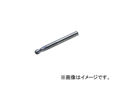 三菱マテリアル/MITSUBISHI 2枚刃超硬ボールエンドミル(M) C2MBR0800