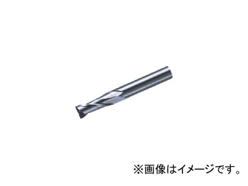 三菱マテリアル/MITSUBISHI 2枚刃汎用エンドミル(M) 2MSD4600S42