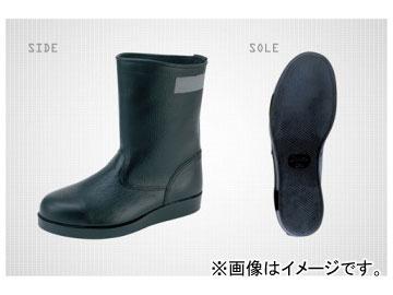 シモン/Simon 安全靴 特定機能付安全靴 舗装靴 半長靴 黒 サイズ:24~27/28