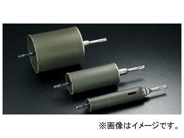 ユニカ/unika コアドリル 単機能コアドリル E&S(イーエス) 複合材用 FCタイプ SDSシャンク 130mm ES-F130SDS JAN:4989270176478
