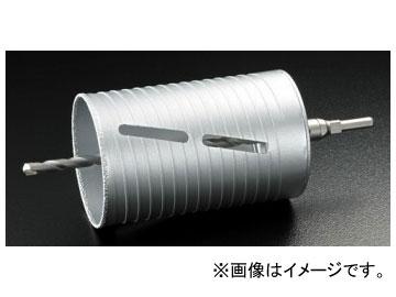 ユニカ/unika コアドリル 換気扇用コアドリル ブレイズダイヤ/BRAZE DIAMOND FANタイプ SDSシャンク 160mm BZ-FAN160SD JAN:4989270372542