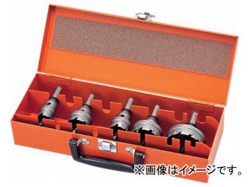 ユニカ/unika ホールソー 超硬ホールソー メタコア(TOOL BOX SET) TB-05 JAN:4989270511019