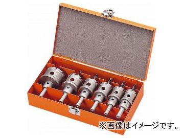 ユニカ/unika ホールソー 超硬ホールソー メタコア(TOOL BOX SET) TB-27 JAN:4989270470729