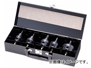 ユニカ/unika ホールソー H.S.S.ハイスホールソー(TOOL BOX SET) TB-08 JAN:4989270563018