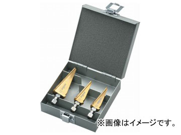 ユニカ/unika ホールソー デッキビット(TOOL BOX SET) TB-50 JAN:4989270590069