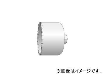 ユニカ/unika コアドリル ヒューム管用コアドリル HPCタイプ(ボディ) 130mm HPC-130B JAN:4989270350052