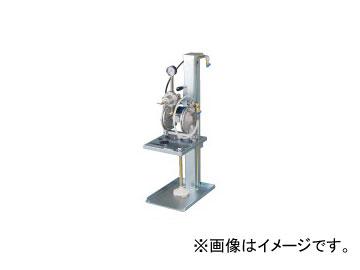アネスト岩田/ANEST IWATA ダイヤフラムペイントポンプ 中形 18L角缶用昇降スタンド式 DPS-120LB