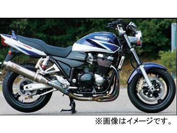 2輪 ノジマ マフラー FASARM PRO TITAN TYPESC NMTX402VZ スズキ GSX1400 ~2008年