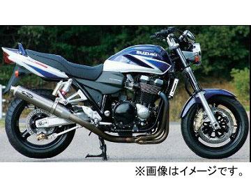 2輪 ノジマ マフラー FASARM S TITAN TYPE-SC NTX402VTI スズキ GSX1400 ~2008年