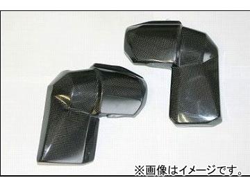2輪 ノジマ インジェクターカバー FRP白ゲル NCW618IC-WT